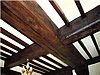 Artificial Oak Ceiling Beams